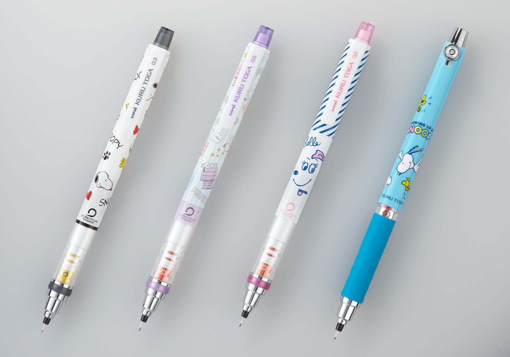 クルトガ スヌーピー2016年プレスリリース三菱鉛筆株式会社